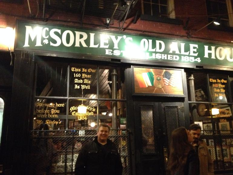New York Pub Crawl photo 9