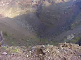 Mt. Vesuvius Crater. - November 2007