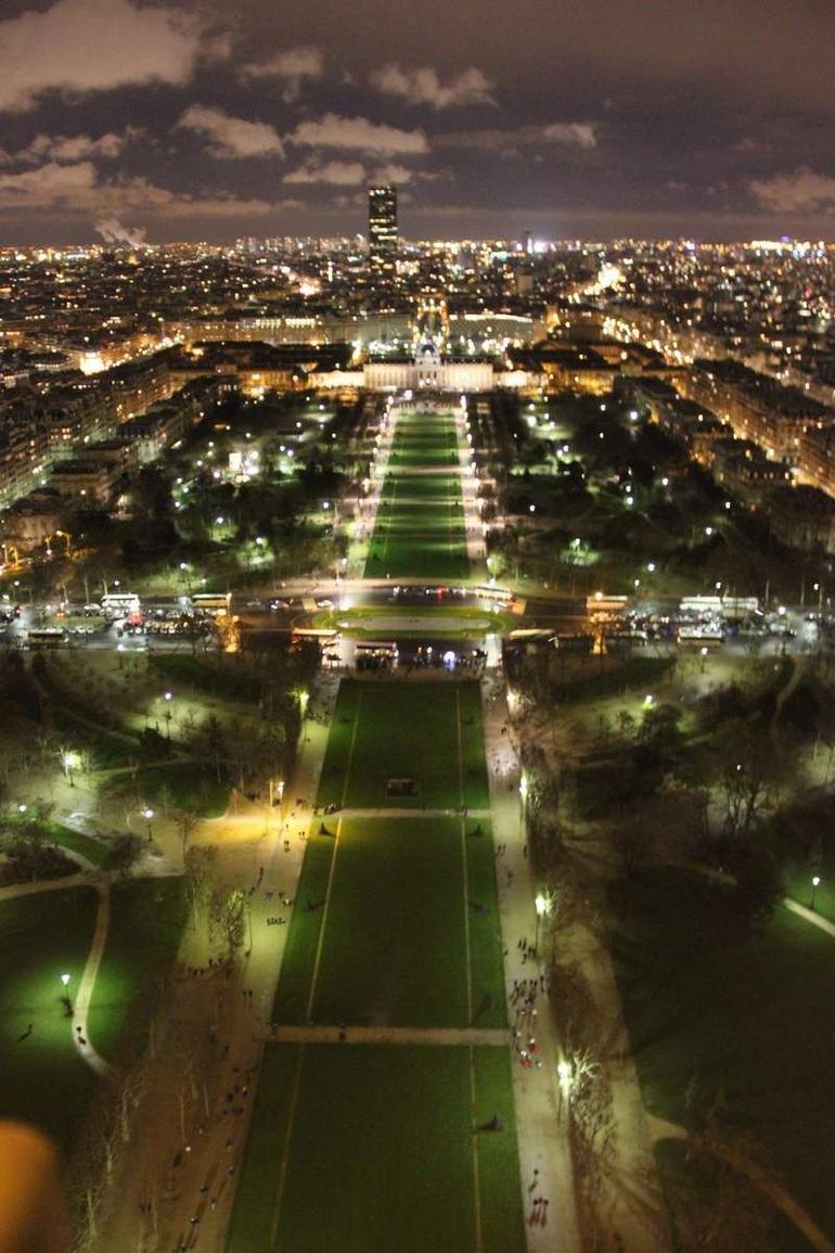 Paris in the night - Paris