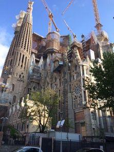 Billet coupe file visite du meilleur de barcelone dont la sagrada familia barcelone viator - Billet coupe file sagrada familia ...