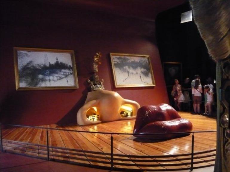 Salvador Dali Museum in Figures - Barcelona