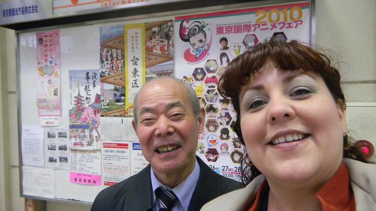 Sato-San & Me - Tokyo