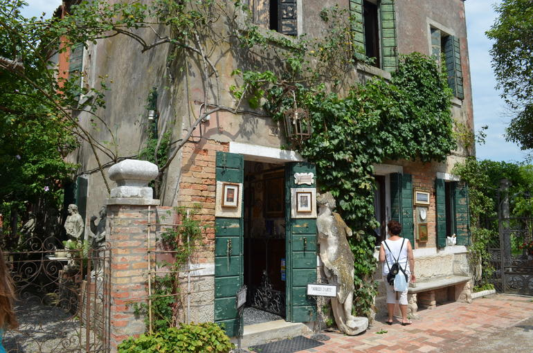 Shop in Torcello - Venice