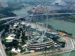 Singapore Flyer , S A L - April 2015