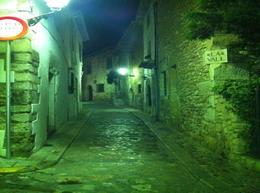 night street near the church , Константин Я - September 2012