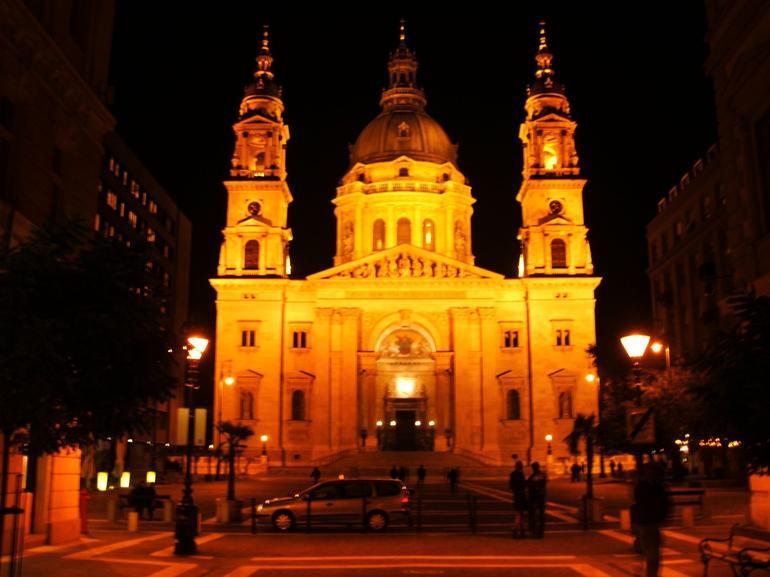 ST Martins Church - Budapest