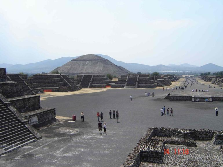 Teotihuacan - Mexico City