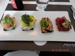 Denmark's 300-year-tradition of open-faced sandwiches , Mary Ellen L - September 2016