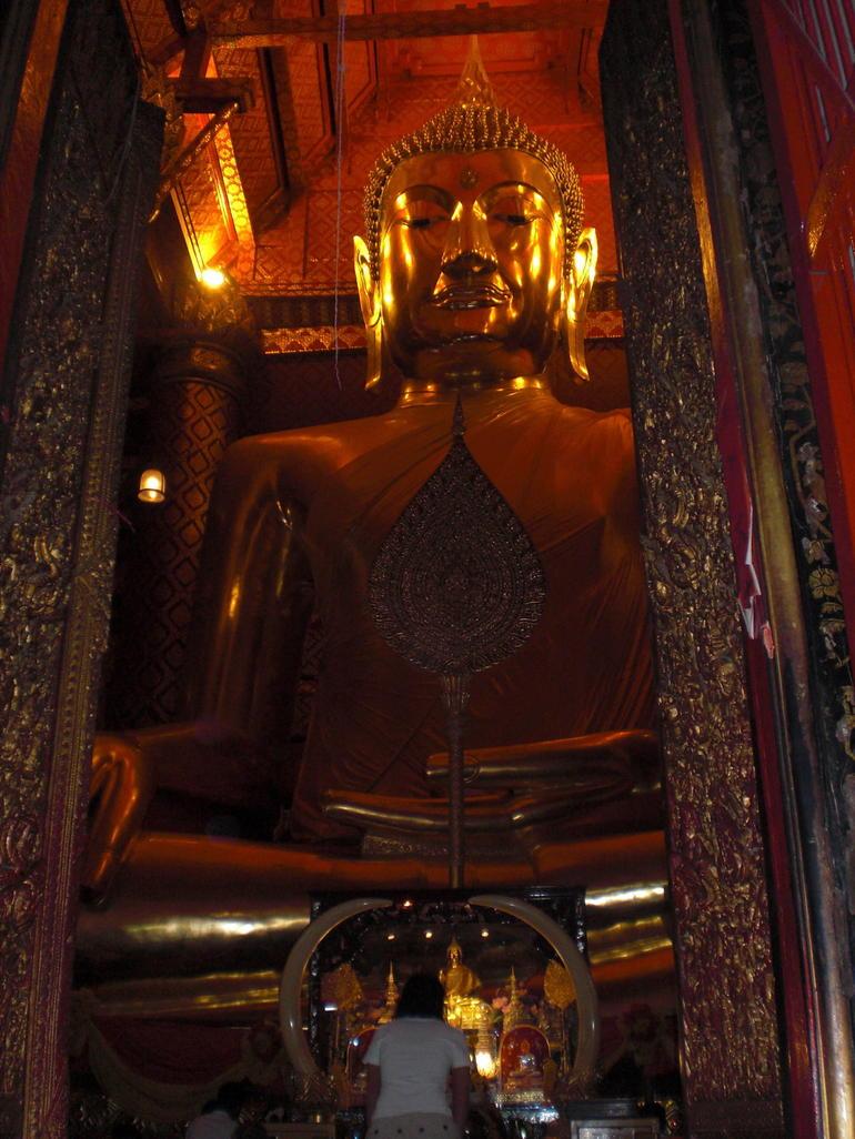 Wat Mahathat - Chiang Rai