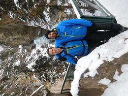 Our guides- Norman L and Matt R , Prozzz - December 2016