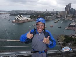 The Sydney Harbor Bridge climb gets 2 thumbs up! , rtotoj - January 2017