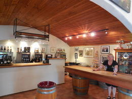 One of the tasting rooms. , Paula F - February 2017