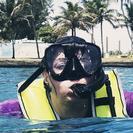 Mergulho com snorkel em San Juan de Puerto Rico, San Juan, PUERTO RICO