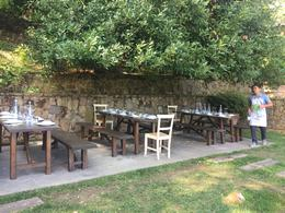 This is where we had lunch! , dehli31 - October 2017