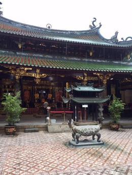 Thian Hock Keng Temple Chinatown , Eike K - November 2017