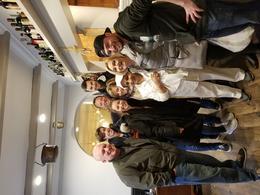 Al GIARDINO Del GATTO e la vOLPE Restaurant do not miss this place , Elizabeth G - January 2018