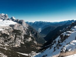 When we were driving up the Dolomites, the views constantly took my breath away. The scenery looks right out of the movies. , Qi Xuan L - October 2015