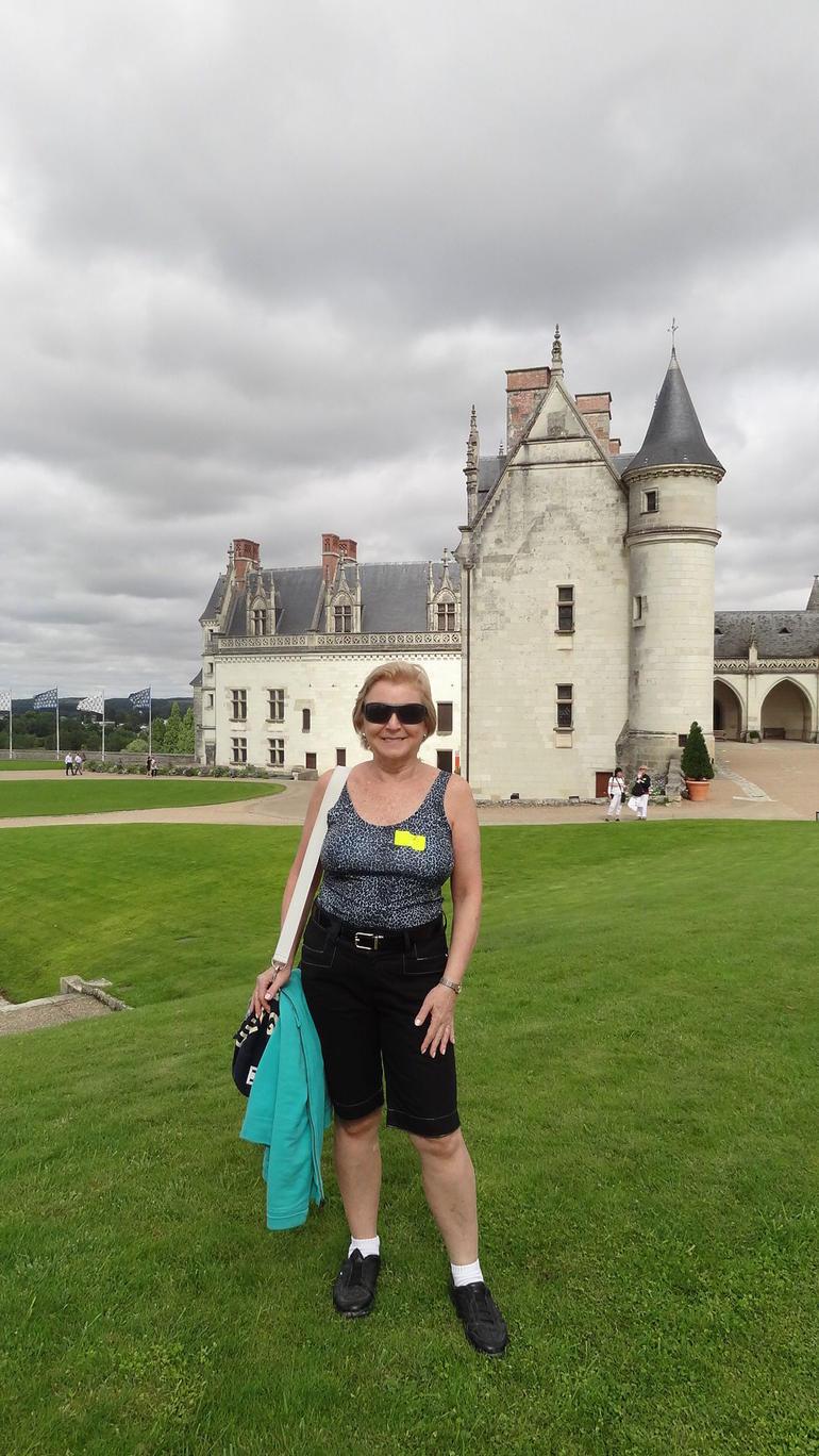 Castelo de Amboise - Paris