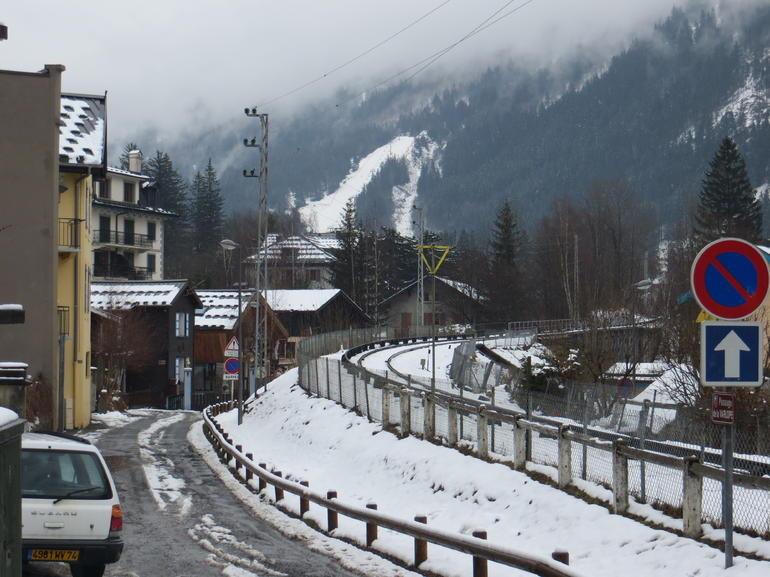 Chamonix town - Geneva