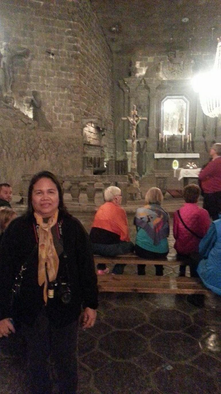Chapel in the Salt Mine - Krakow