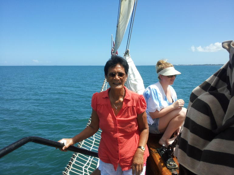 Nadi Tivua Island Day Cruise Including Snorkeling and BBQ Lunch photo 19
