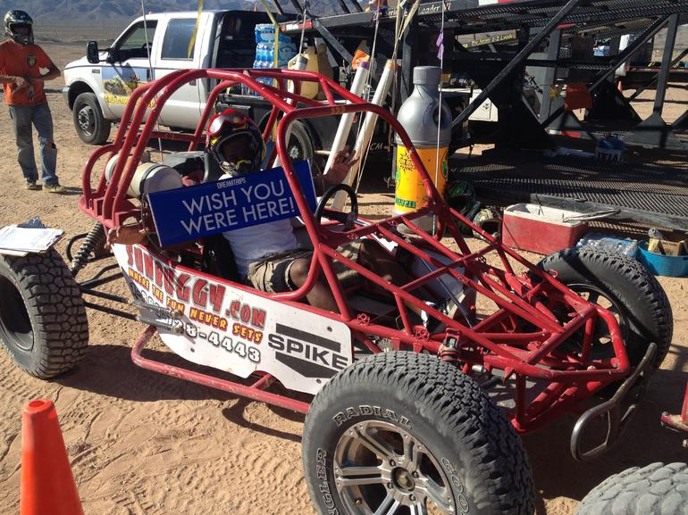 Vegas Mini Baja Chase Dune Buggy Adventure