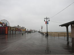 Famous Coney Island Boardwalk, Patricia P - July 2015