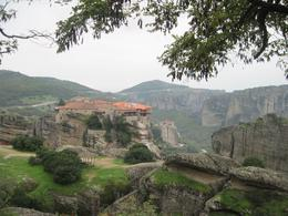From Great Meteoron Monastery, Joulie G - October 2010