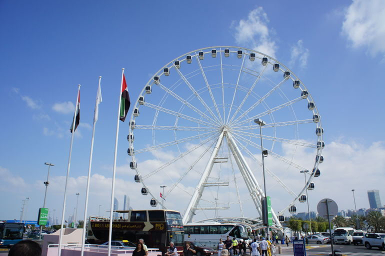 Day Tour of Abu Dhabi from Dubai