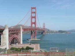 Golden Gate Bridge, taken from Golden Gate Park , Steven B - November 2011