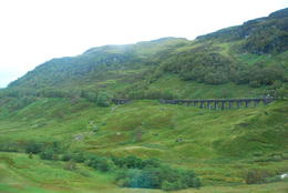Beautiful, lush mountains throughout the highlands. , Judith M - September 2011