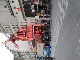 The Moulin Rouge in all its glory , JULIE H - April 2012