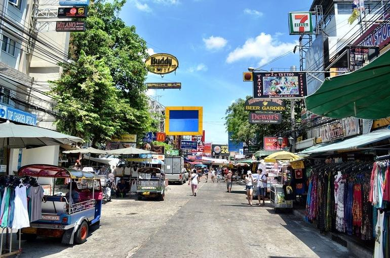 Khao San Road - Bangkok