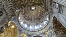 Kuppel des Petersdomes , Jens M - July 2016