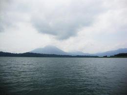 Lake Arenal With Volcano, Pauli - April 2012