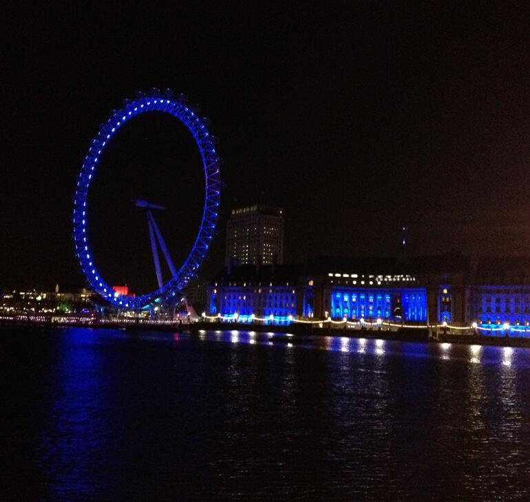 London Eye 4 - London