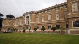 Jardim do Museu do Vaticano , Adriana Melo - May 2014