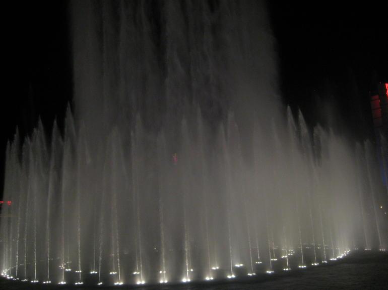 Night Tour 2 - Las Vegas
