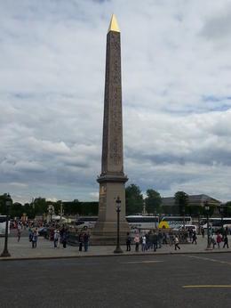 Der Obelisk von Luxour , karina E - June 2014