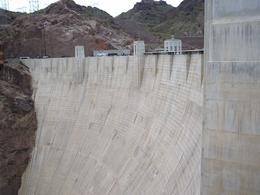 Hoover Dam from the Arizona side, Nicks - September 2010