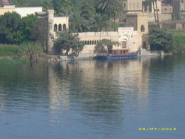 River Nile , mary e - April 2014