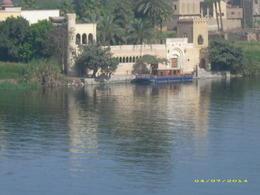 River Nile , mary e - April 2014