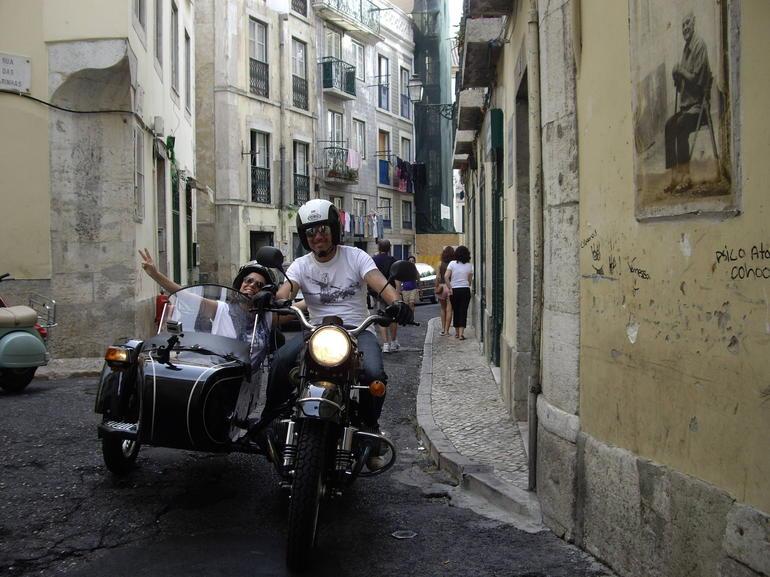 sidecar in lisbon - Lisbon
