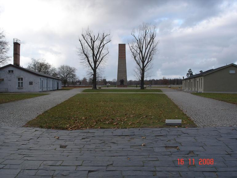The Russian Memorial at Sachsenhausen - Berlin