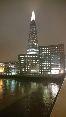 The Shard - October 2015