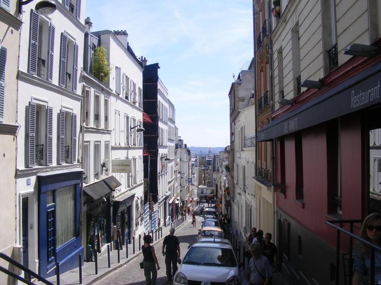 Walking tour - Paris