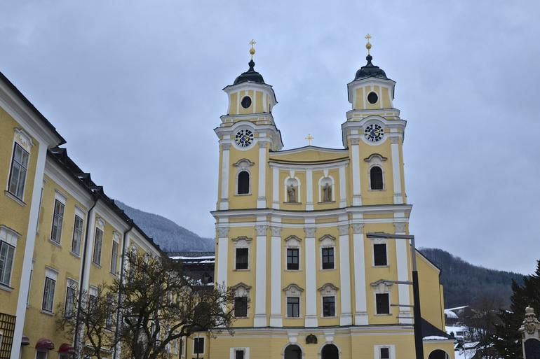 Wedding Church - Salzburg