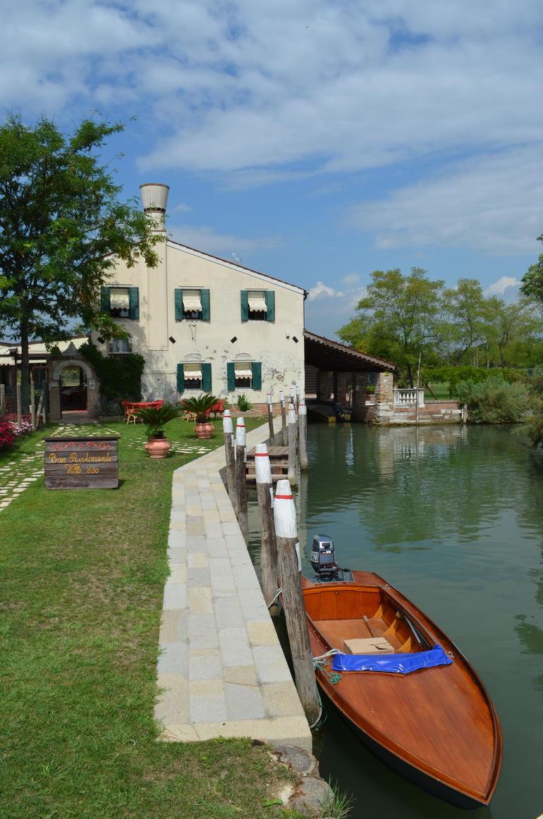 Wharf, Torcello - Venice