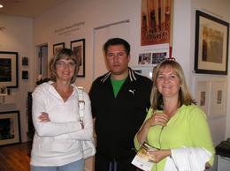 We had the honor of meeting the official photographer of Ground Zero, Gary, the man who originated this wonderful museum. This was our first trip to New York (Aug/Sep 2008), from Winnipeg, Manitoba, ...  - September 2008
