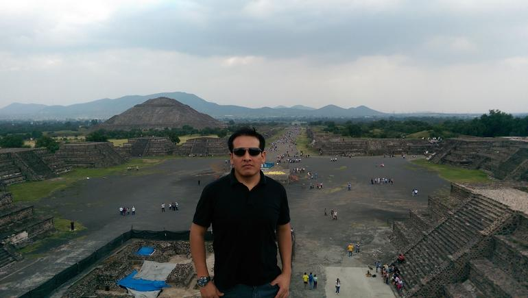 Teotihuacan Pyramids and Shrine of Guadalupe photo 17